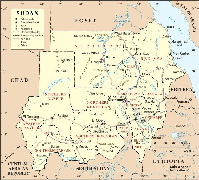 Upper Tribunal: no reason to change Sudan country guidance