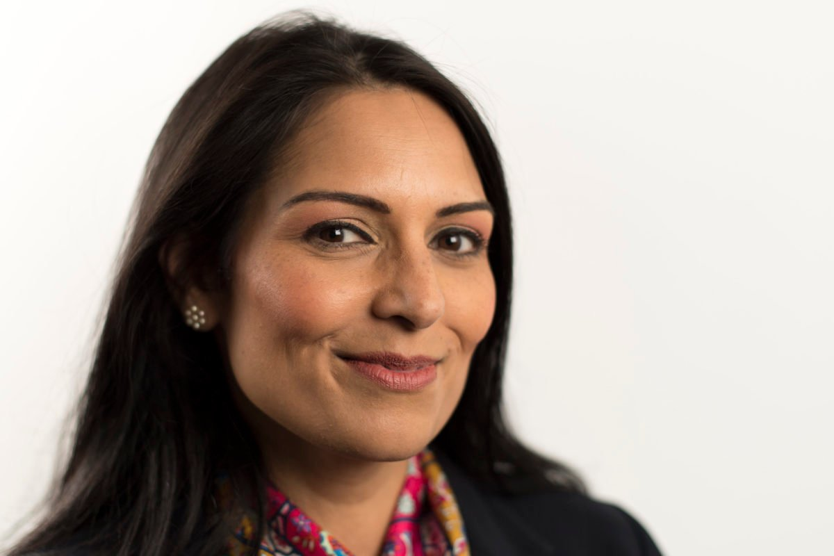 Priti Patel proposes Home Office revolution in response to Windrush scandal