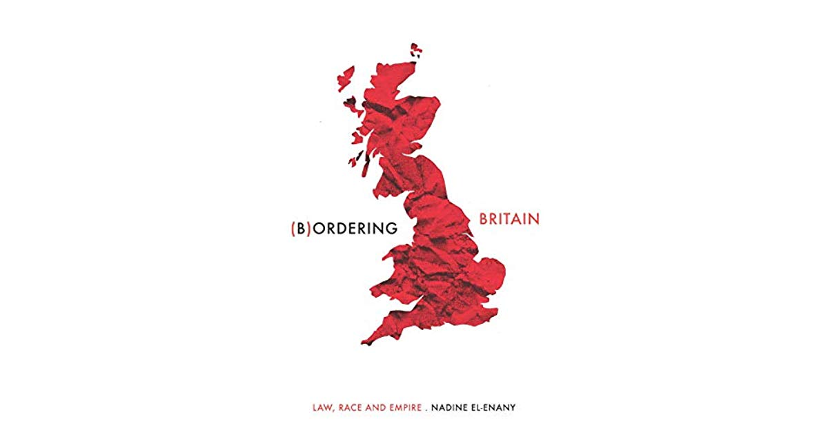 Book review: (B)ordering Britain by Nadine El-Enany