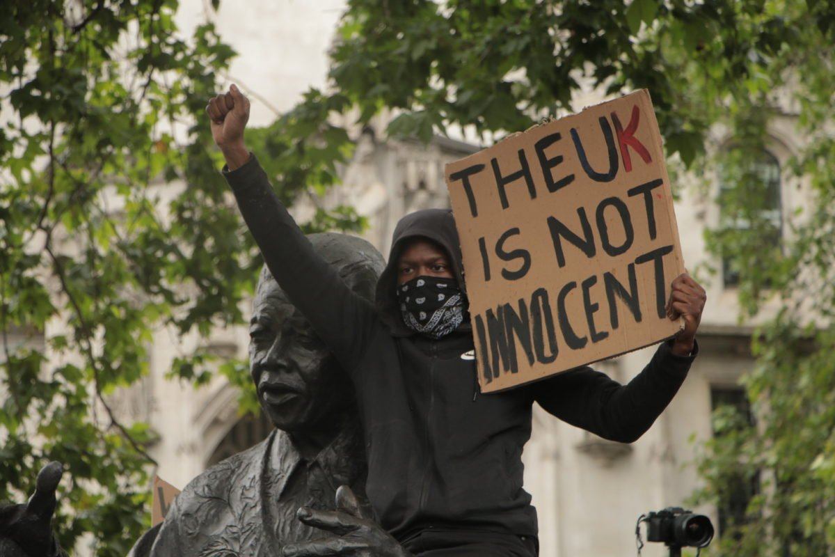 Race, racism and immigration in the United Kingdom: Black Lives Matter
