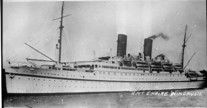 Windrush: learning about history, learning from history