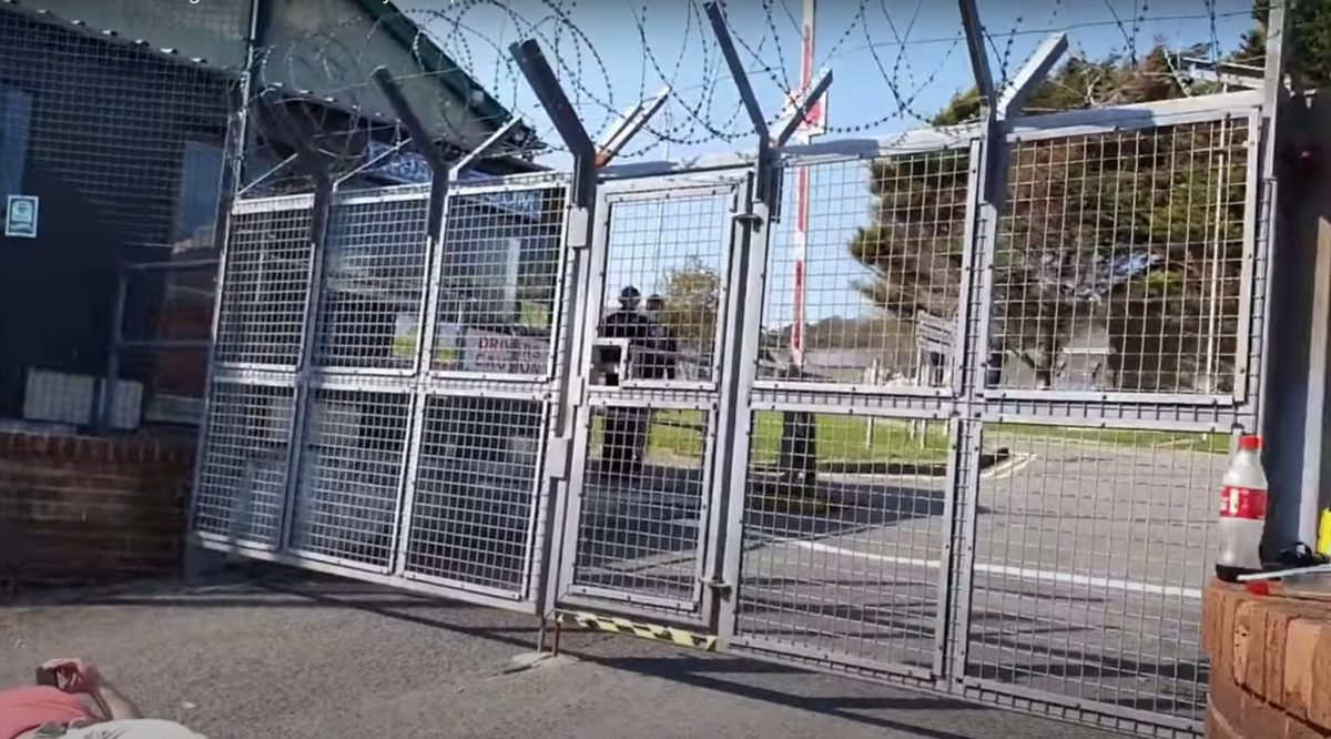 """High risk"" of coronavirus outbreak at Penally asylum camp"