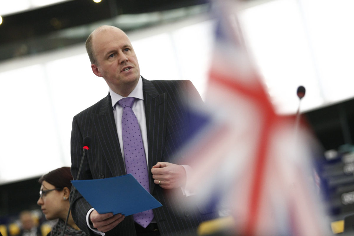 Former Conservative MEP appointed to lead EU citizens' rights watchdog