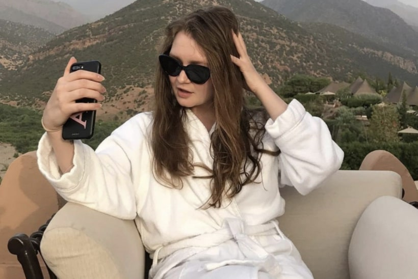 Can fake heiress Anna Delvey move to the UK?