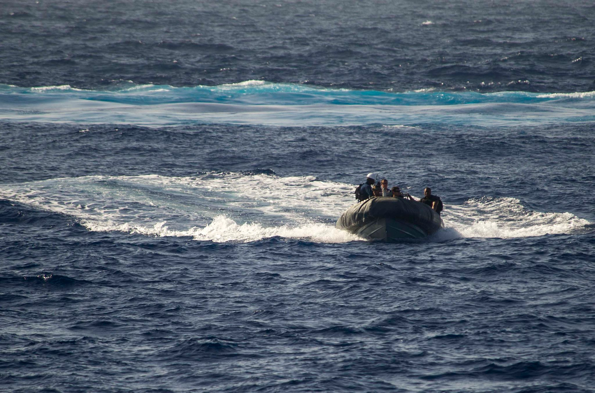 Offshore processing doesn't stop the boats, Australian experts warn