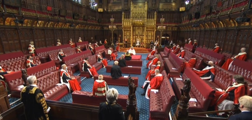Immigration and the Queen's Speech 2021