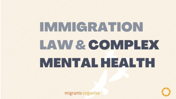 Immigration law and mental capacity webinar