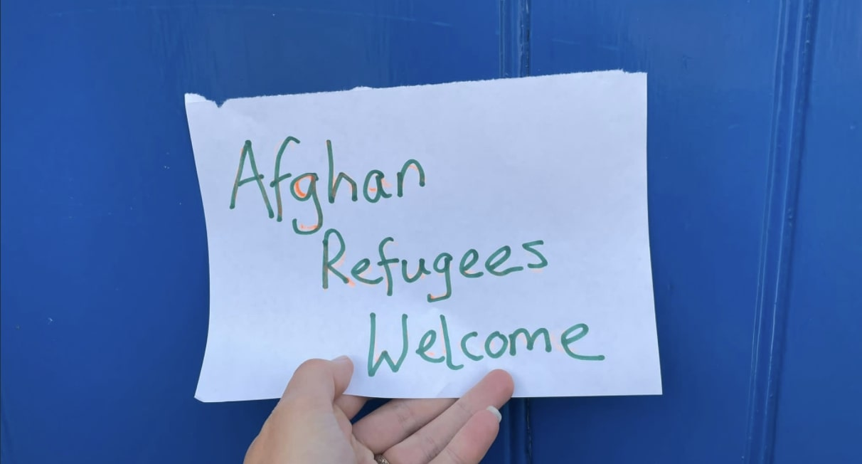 Podcast: what now for Afghan refugees?